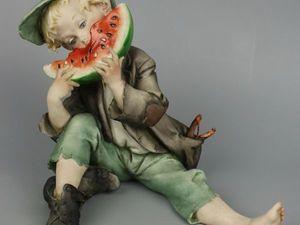 Акция минус 5000 руб на статуэтки Каподимонте | Ярмарка Мастеров - ручная работа, handmade