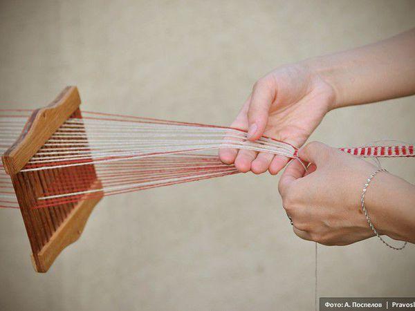 Ткачество | Ярмарка Мастеров - ручная работа, handmade