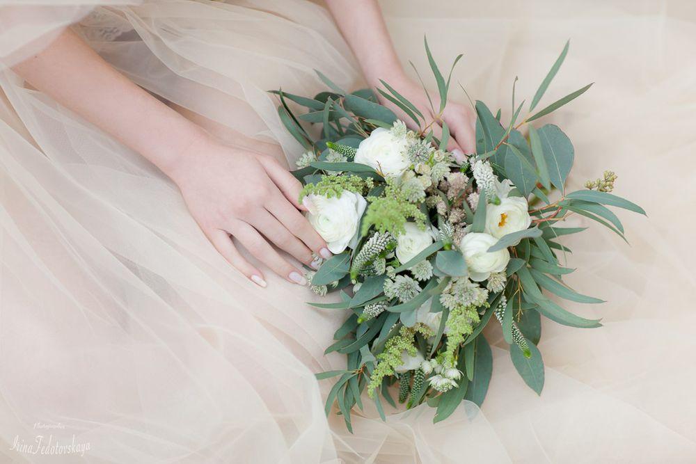 Букет невесты, фото № 1