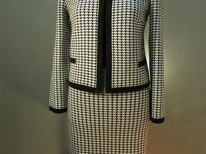 Аукцион сегодня! Шерстяной костюм 46-48. Ярмарка Мастеров - ручная работа, handmade.
