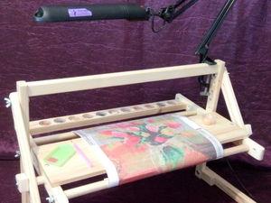 НОВИНКА! Станок диванный для алмазной мозаики. Ярмарка Мастеров - ручная работа, handmade.
