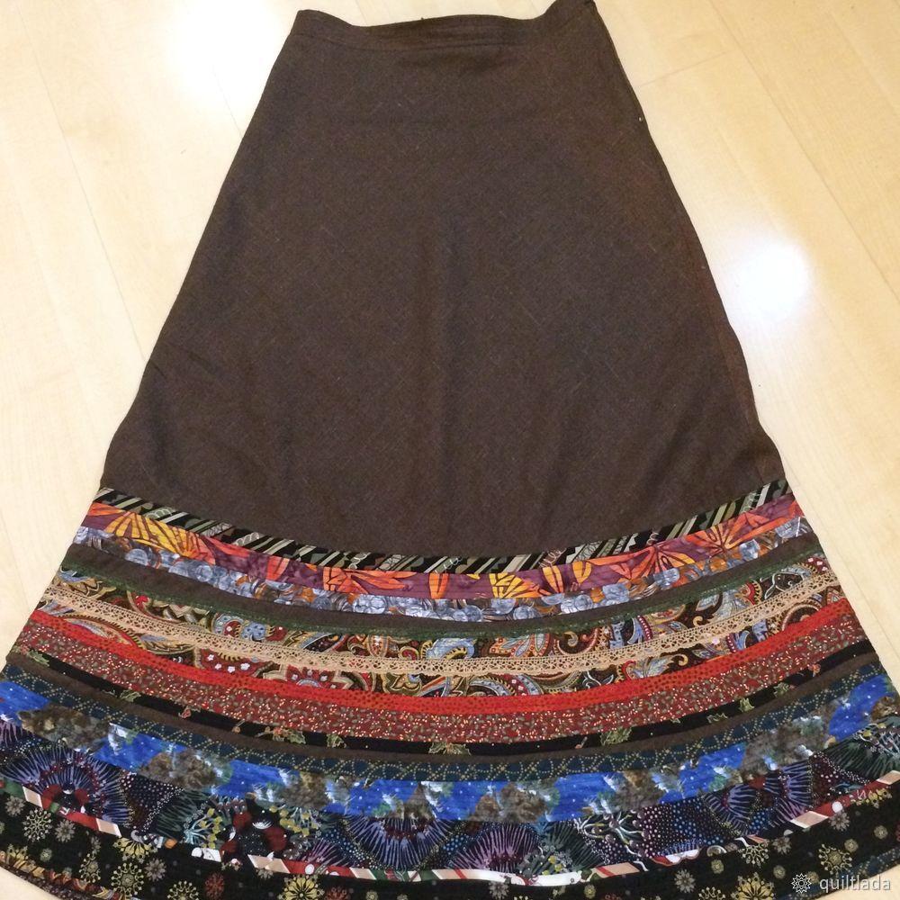 бохо стиль, длинная юбка