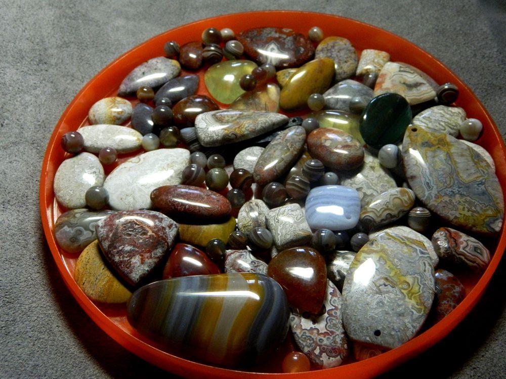 агат, кабошоны, камни, материалы для украшений, подвески, пренит, океаническая яшма