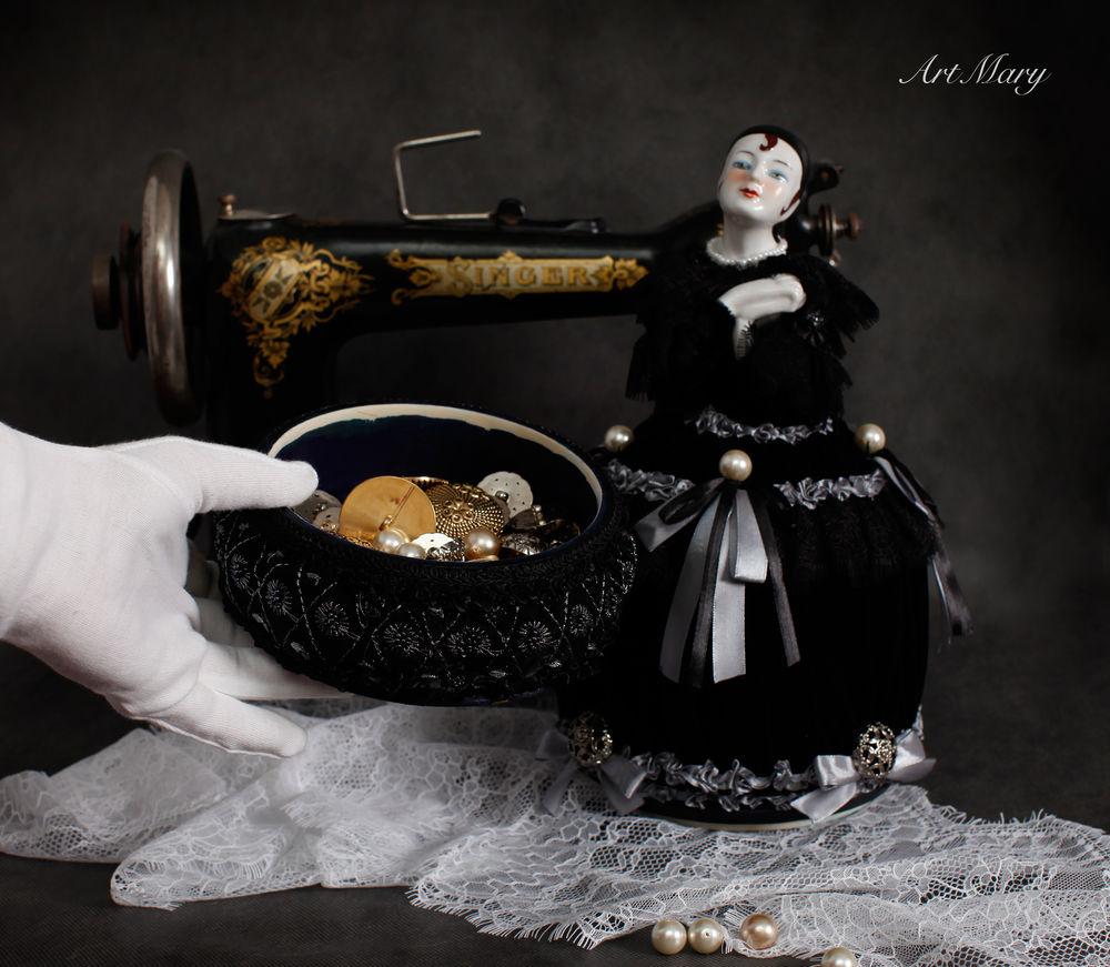кукла половинка, 8 марта