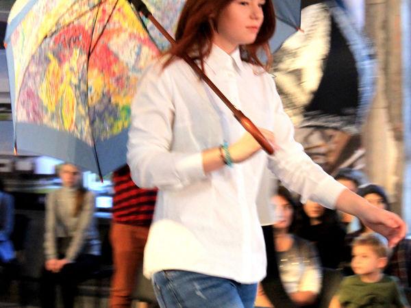 Зонтики на подиуме... | Ярмарка Мастеров - ручная работа, handmade