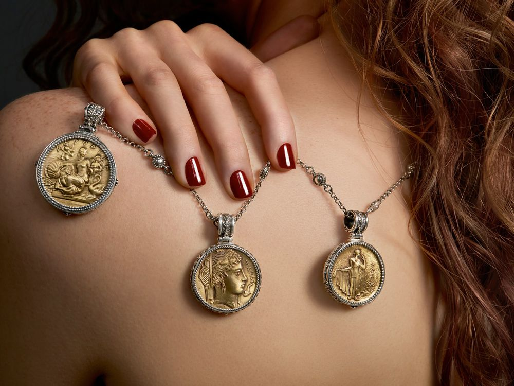 konstantino jewelry