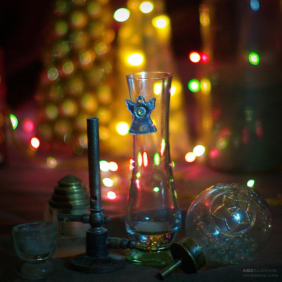 талисман, подарок на новый год