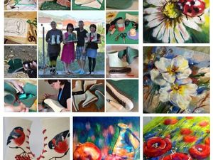 Наши мастер-классы NewVoilok. Ярмарка Мастеров - ручная работа, handmade.