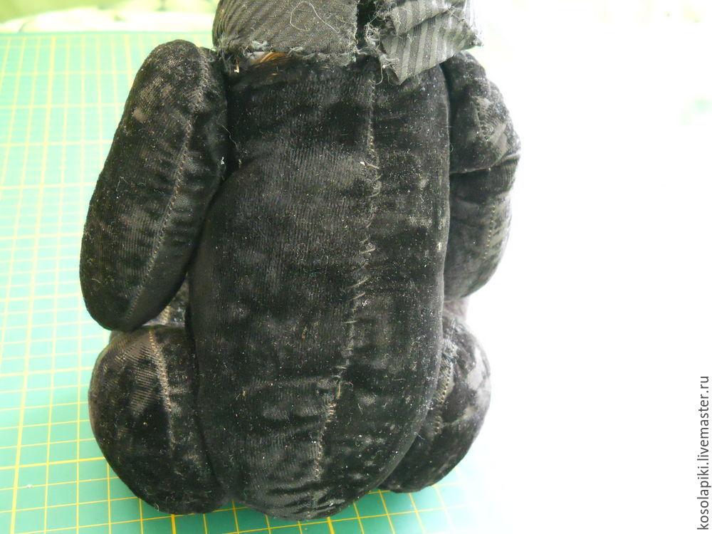 старинный медведь