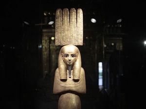 """Выставка """"Сокровища Тутанхамона"""" в Петропаловке. Ярмарка Мастеров - ручная работа, handmade."""