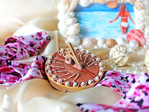 Создаем оригинальный аксессуар — солнечные наручные часы. Ярмарка Мастеров - ручная работа, handmade.