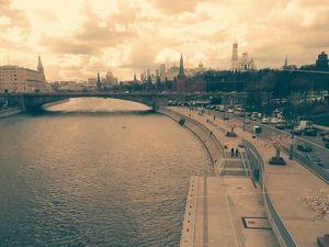 Москва, быстрая прогулка в картинках. Ярмарка Мастеров - ручная работа, handmade.