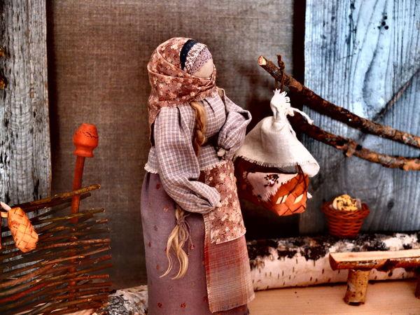 Как на Руси относились к Беременным | Ярмарка Мастеров - ручная работа, handmade