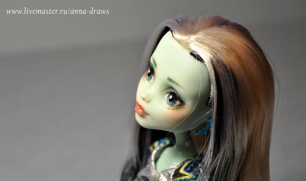 Как сделать куклу ООАК: пошаговая инструкция и видеоурок, фото № 18
