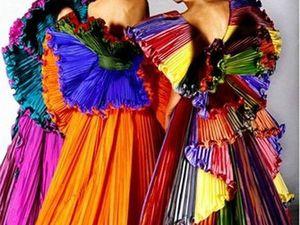 Мода - это искусство или коммерция? Платья от Роберто Капуччи!!. Ярмарка Мастеров - ручная работа, handmade.