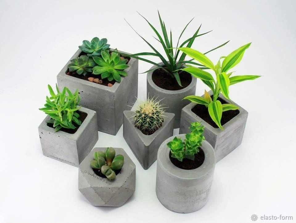бетонная смесь для кашпо состав