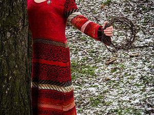 Красный Самайн: повтор. Ярмарка Мастеров - ручная работа, handmade.