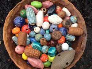 Бусины наборы | Ярмарка Мастеров - ручная работа, handmade