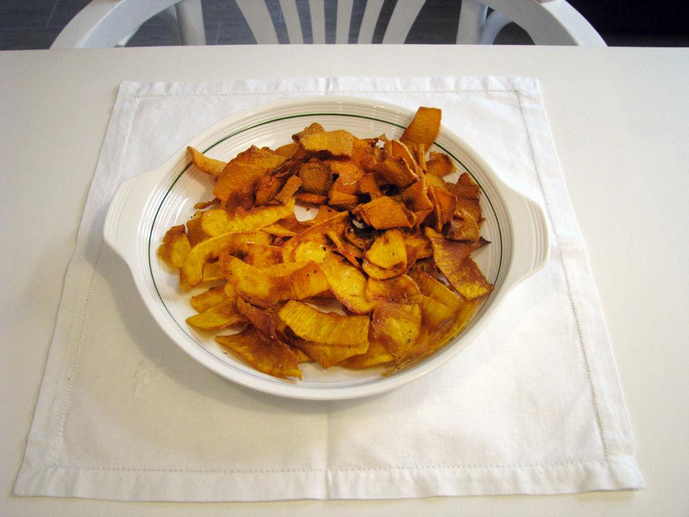 Вкусные чипсы из тыквы., фото № 6