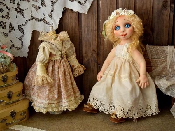 Новая куколка Элизабет, Бетти | Ярмарка Мастеров - ручная работа, handmade