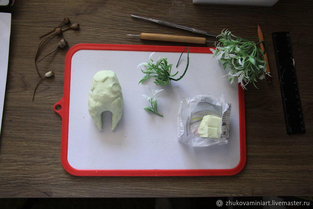 Mandrake. How to Make a Magical Creature, фото № 2
