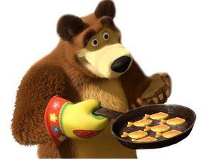 Первый блин-для медведя!. Ярмарка Мастеров - ручная работа, handmade.