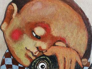 В помощь художнику Гору Петросян. | Ярмарка Мастеров - ручная работа, handmade