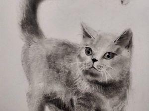 День кошек. Ярмарка Мастеров - ручная работа, handmade.