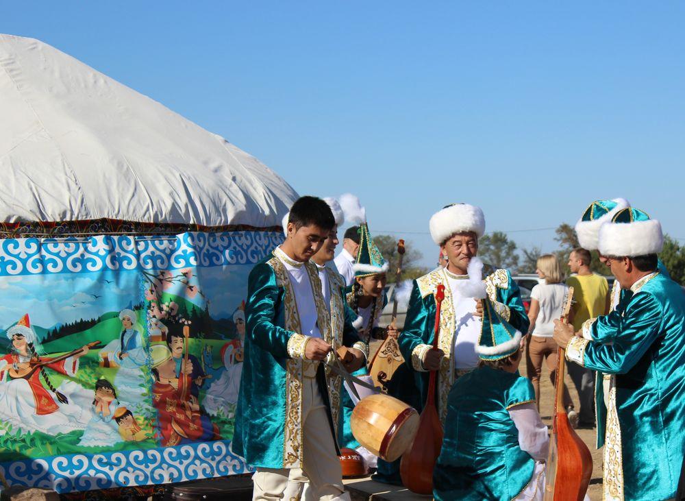 Фестиваль исторической реконструкции «Великий шелковый путь»