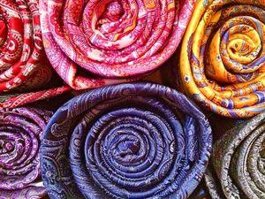 Изделия из шелка: особенности и преимущества. Ярмарка Мастеров - ручная работа, handmade.