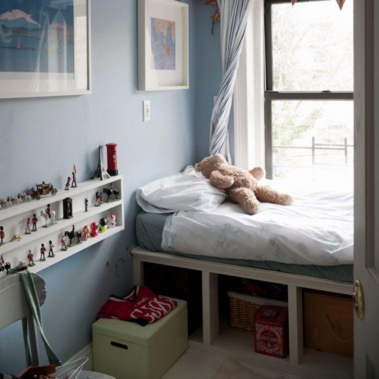 Поиграем в прятки: 45+ идей полок для маленькой квартиры, фото № 9