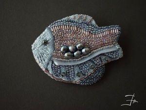 Рыбка за рыбку). Ярмарка Мастеров - ручная работа, handmade.