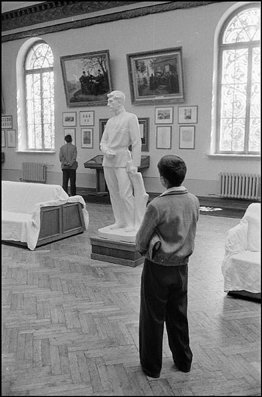 Lessing14 Москва 1958 года в фотографиях Эриха Лессинга