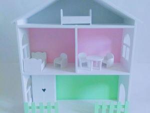 Аукцион на домик для кукол. Ярмарка Мастеров - ручная работа, handmade.