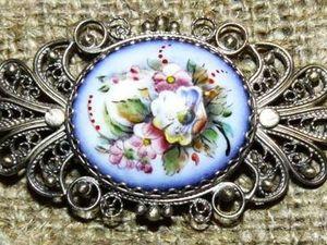 Завораживающие и вдохновляющие эмалевые украшения. Ярмарка Мастеров - ручная работа, handmade.