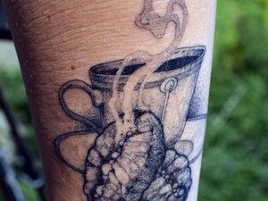 КАк я победила страх или как я вчера сделала татуировку!!. Ярмарка Мастеров - ручная работа, handmade.