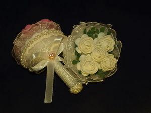 Делаем миниатюрный букетик своими руками. Ярмарка Мастеров - ручная работа, handmade.