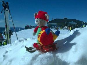 День поддержки зимних видов спорта!!!. Ярмарка Мастеров - ручная работа, handmade.