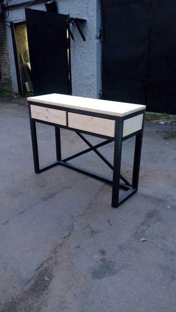 мебель для барбершопа, рецепшн, оригинальный рецепшн