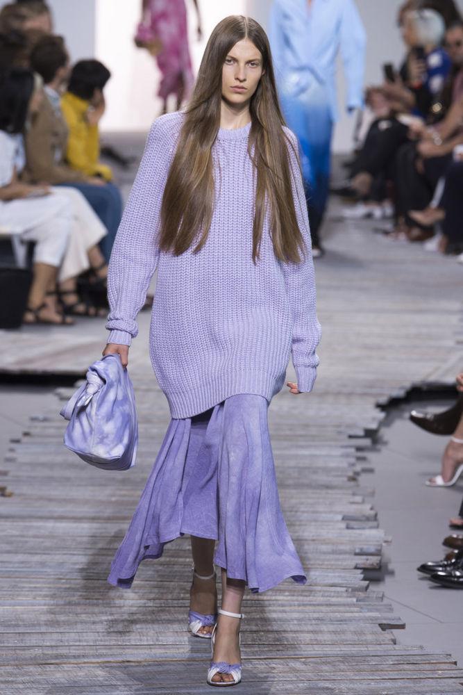 Knitwear Trends Spring-Summer 2018, фото № 6