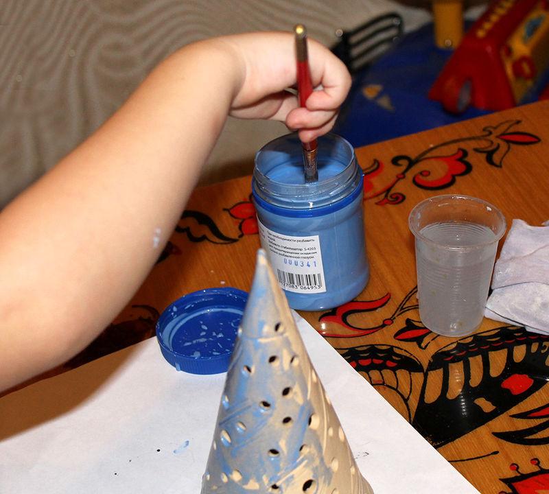 ёлочные игрушки, авторская керамика