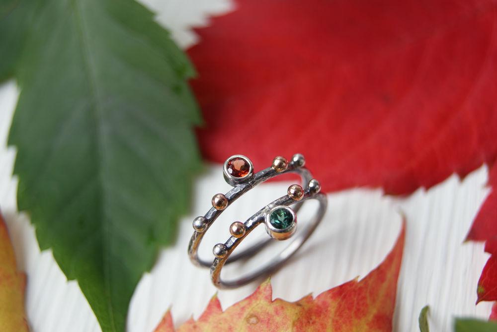 кольца ручной работы, кольцо с камнем, авторские украшения