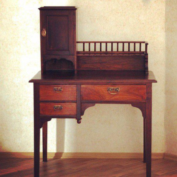 стол, рабочее место, ремонт мебели, антиквариат
