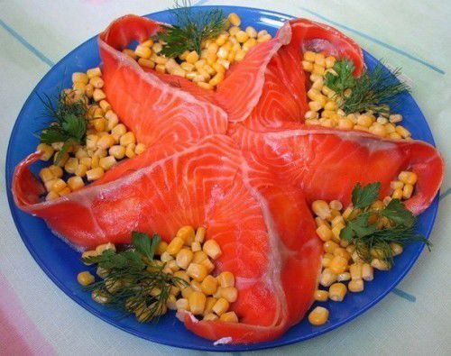 Рецепты блюд с фото салаты