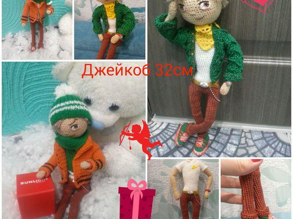 Мк каркасная кукла-мальчик Джейкоб | Ярмарка Мастеров - ручная работа, handmade