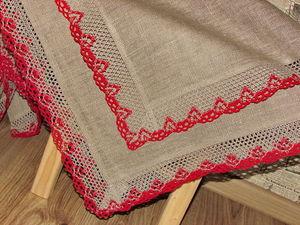 Новогодняя распродажа льняного текстиля !!!!. Ярмарка Мастеров - ручная работа, handmade.