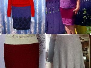 Многолотовый юбочный аукцион! 8 юбочек разных размеров, ждут своих счастливых покупателей!. Ярмарка Мастеров - ручная работа, handmade.