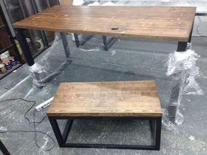 Комплект мебели лофт для кабинета. Ярмарка Мастеров - ручная работа, handmade.