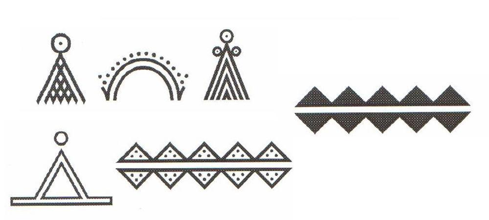 знак яна символ