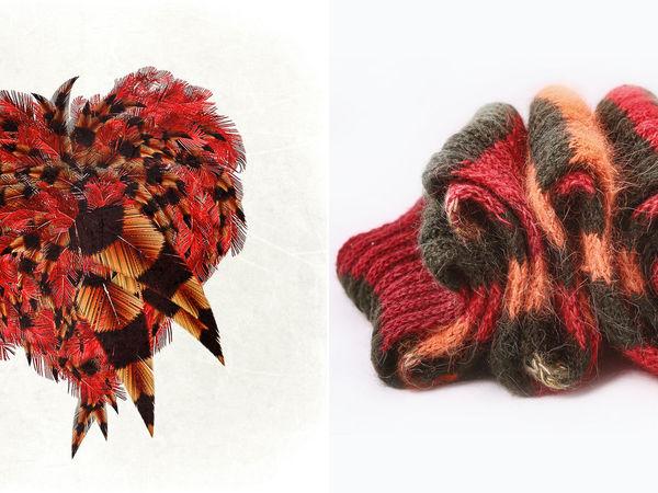 Зимняя распродажа шарфов | Ярмарка Мастеров - ручная работа, handmade